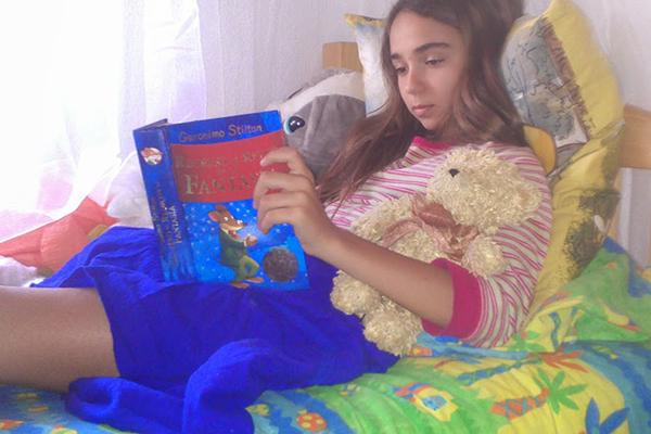De 9 a 12 años, lectores en flor