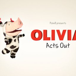 Lectura recomendada: Olivia acts out