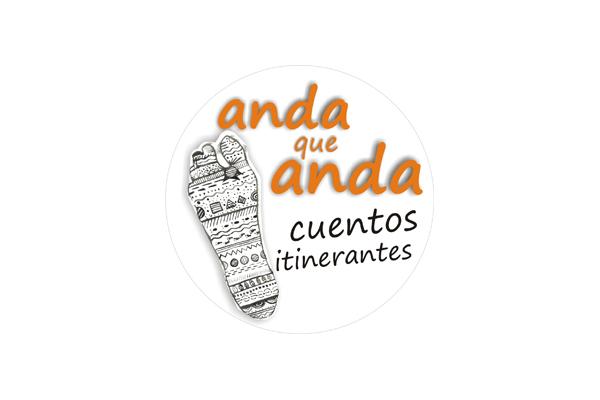 """""""Anda que anda"""". Festival de los cuentos itinerantes"""