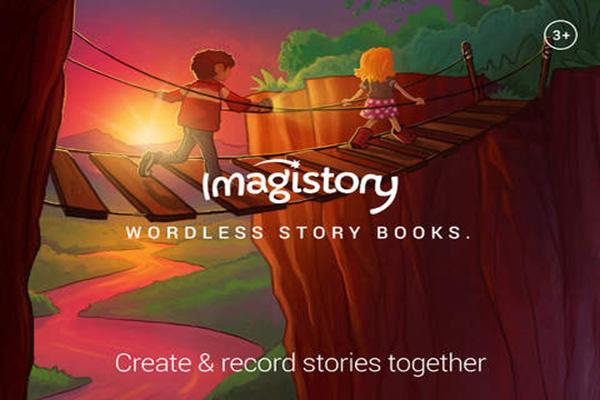 Imagistory, una app de creación de historias para niños