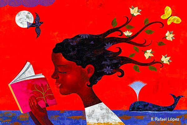 Leer mientras creces: Literatura infantil y juvenil
