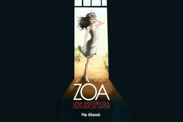 eBook recomendado: Zoa, una misteriosa historia de amor