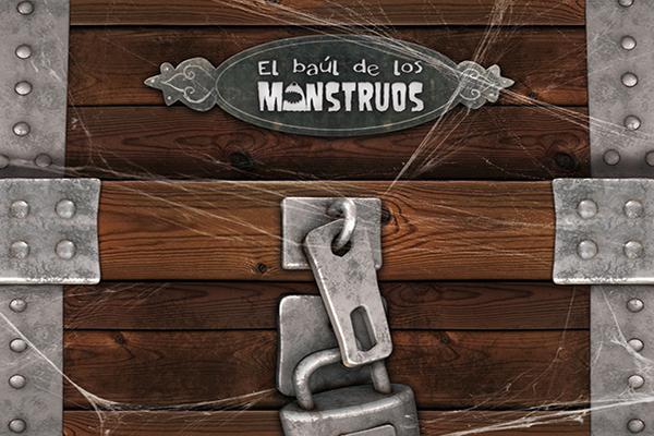 Lectura recomendada: El baúl de los monstruos