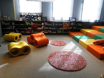 La biblioteca y sus espacios, hoy