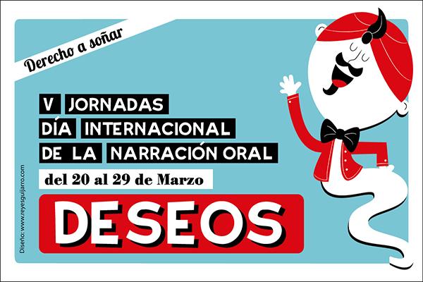 Madrid se llena de cuentos para celebrar el Día Mundial de la Narración Oral