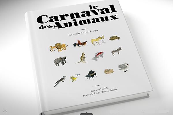 El carnaval de los animales para iPad