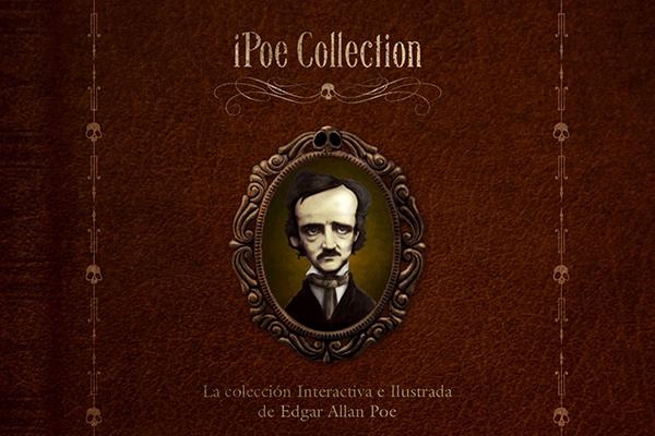 Más Edgar Allan Poe en formato app