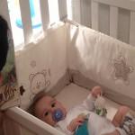 Antes de la siesta, momento óptimo para el aprendizaje en bebés