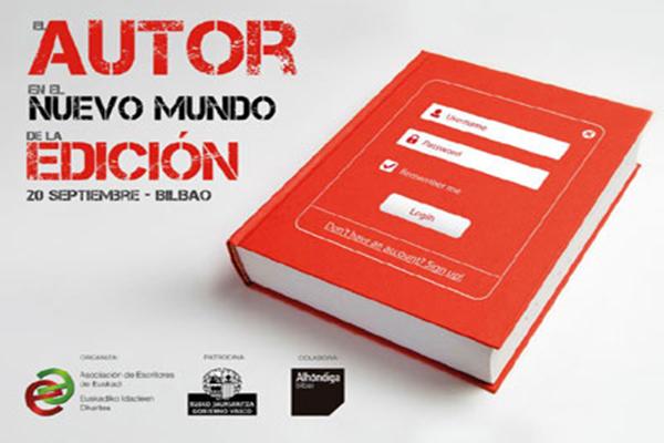 Jornada 'El autor en el nuevo mundo de la edición'