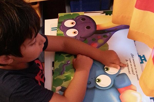 Los niños disléxicos no detectan bien las sílabas acentuadas al oír las palabras, según un estudio