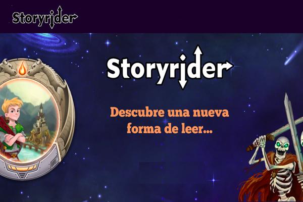Elige tu propia aventura con Storyrider