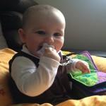 SMS para promover la alfabetización temprana en el hogar