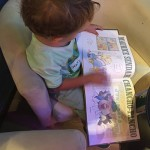 Vuelta a la rutina diaria de lectura