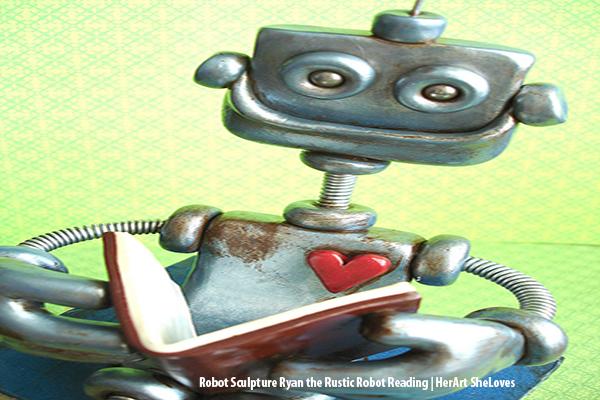La llegada de los robots cuentacuentos