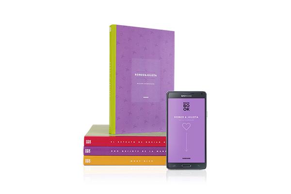 Back Book, otro ejemplo experiencia de lectura híbrida