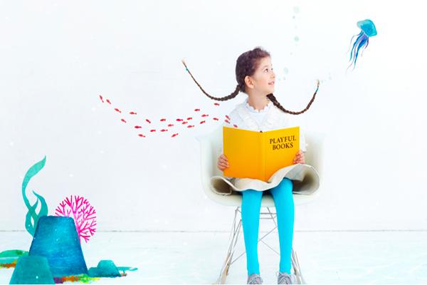 Experiencias mixtas de lectura para niños