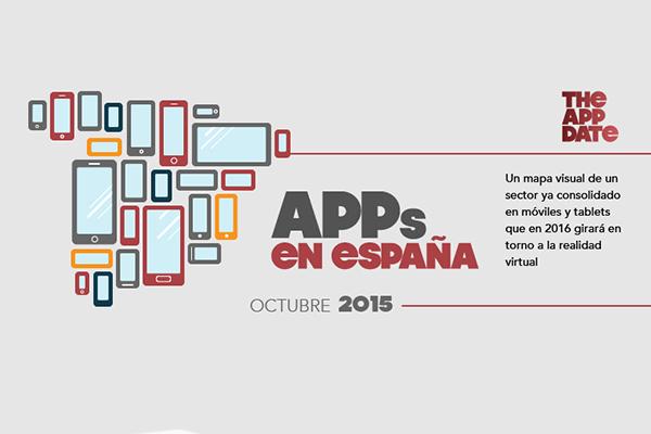 Radiografía de las apps en España