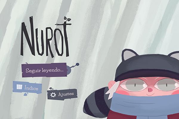 Nurot o el poder de las palabras (y de los silencios)