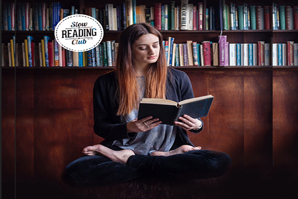 Slow Reading Clubs, una alternativa para los fines de semana