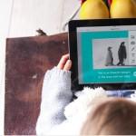 Una app con la que los más pequeños crearán sus propios ebooks
