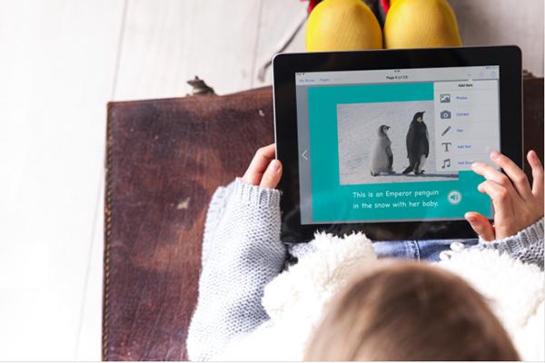 Book Creator, una app para crear ebooks