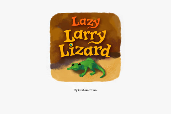 Lectura recomendada: Lazy Larry Lizard