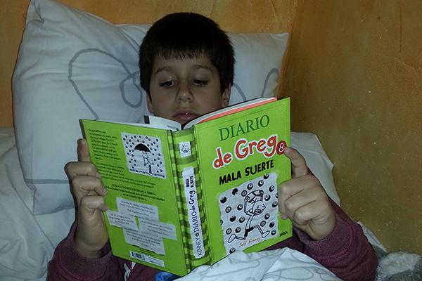 Lectura rápida versus lectura pausada