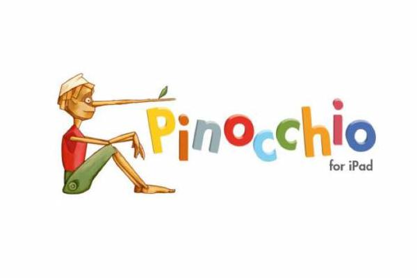 Pinocho, la marioneta aspirante a niño, en formato app