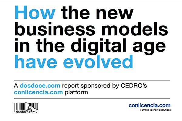 La evolución de los nuevos modelos de negocio en la era digital traducida al inglés