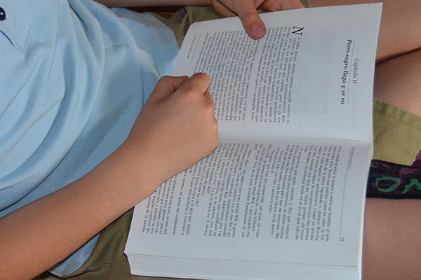 Soy adolescente y sigo leyendo en formato papel