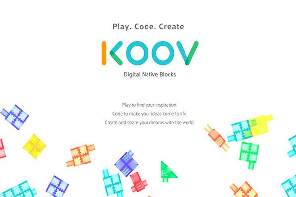 Koov, aprender programación creando tus propios juguetes