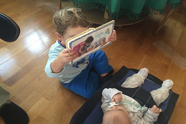 Los libros ilustrados son fundamentales para aprender vocabulario