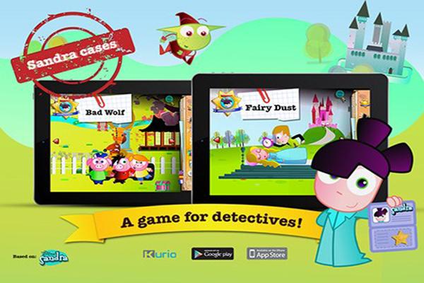 Series de animación en formato app: el ejemplo de Sandra Casos