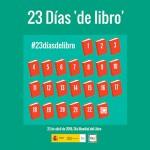 23 Días 'de libro' – #23diasdelibro