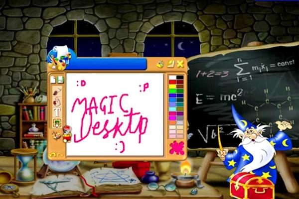 Magic Desktop, una apuesta por la seguridad