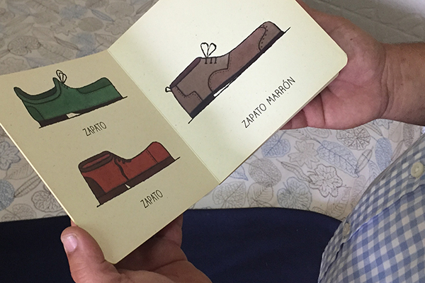 Papás y lectura compartida en familia