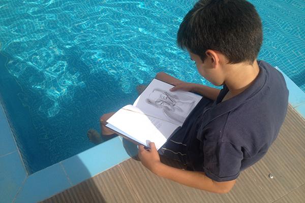 Vacaciones, campamentos de verano... y lectura