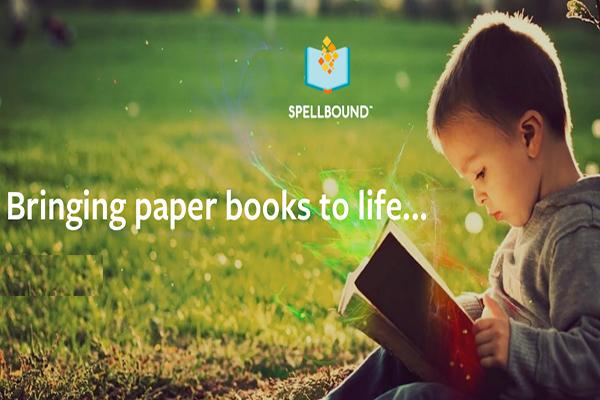 SpellBound, promoción de la lectura con Realidad Aumentada