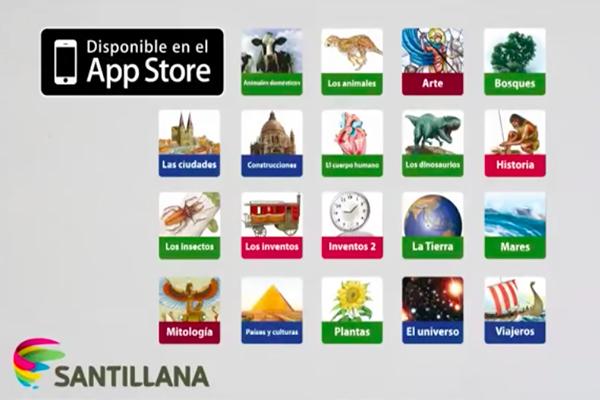 Enciclopedia Visual de las Preguntas en formato app
