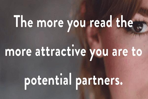 Buscas pareja? La lectura puede ayudarte