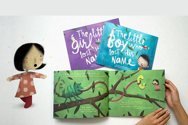 Tecnologías que escriben libros para niños