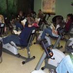 """Mens sana in corpore sano, la curiosa propuesta del programa """"Read and Ride"""""""