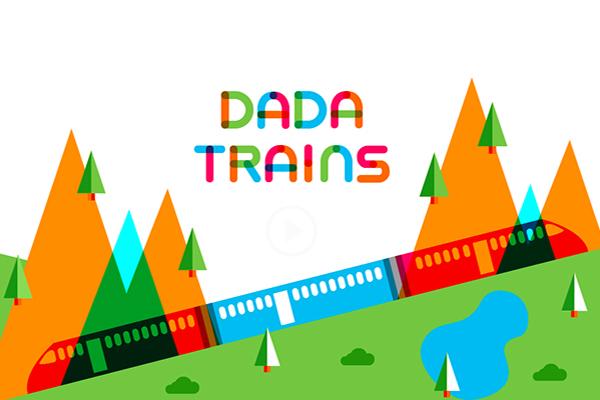 Una app para pequeños fans de los trenes