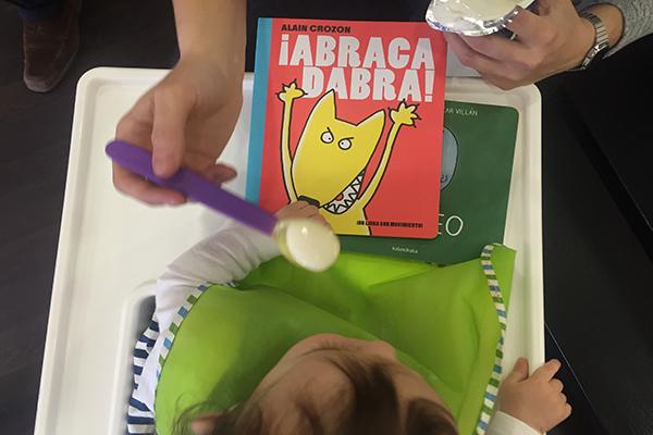 Una dieta saludable también favorece las habilidades de lectura de los niños