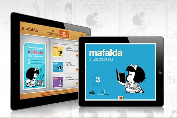 App oficial de Mafalda