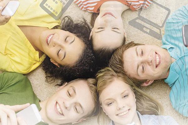 Cómo se comunican los jóvenes en un mundo digital