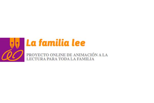 Proyecto online de animación a la lectura en familia