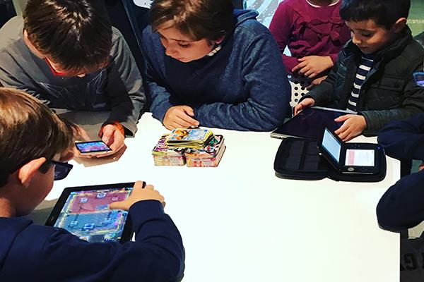 Niños y jóvenes conectados: breve análisis de usos y actitudes hacia la Red