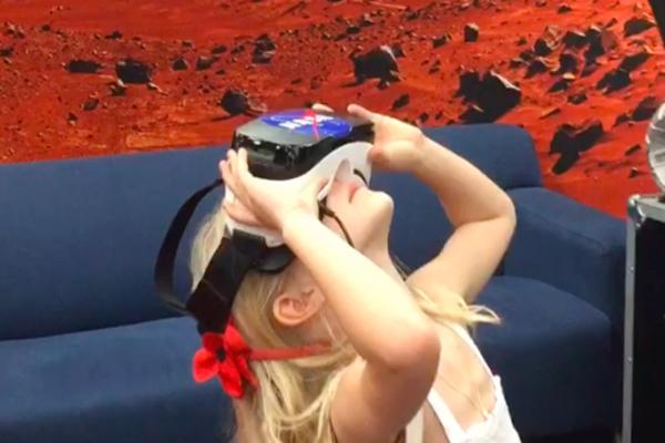 ¿Son las experiencias con Realidad Virtual seguras para los niños?