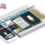 Apps que enriquecen libros impresos con contenido interactivo